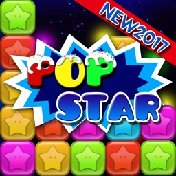 PopStar!2016 - Addictive Color Stars Crush