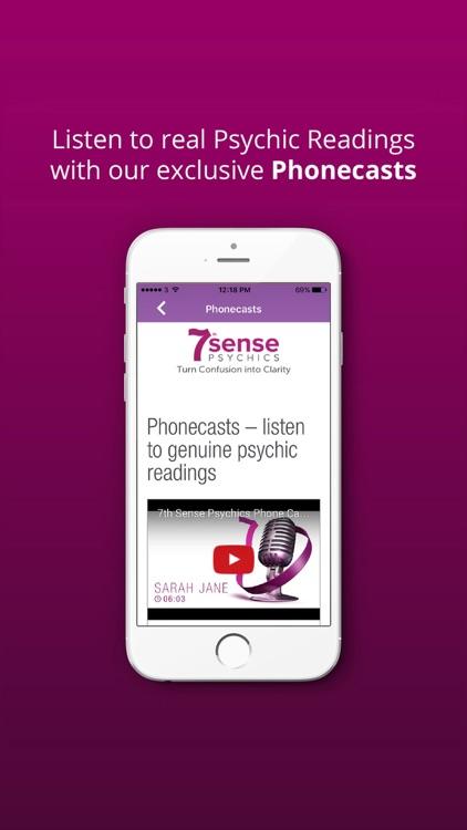 7th Sense Psychics screenshot-4
