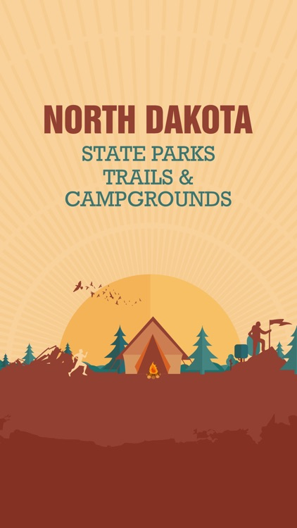 North Dakota State Parks, Trails & Campgrounds