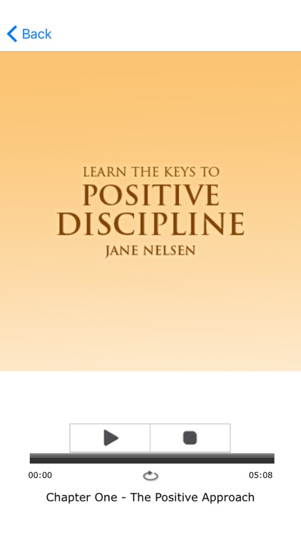 Jane Nelsen -Positive Discipline Summary Audiobook screenshot-3