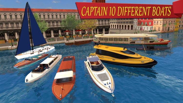 Venice Boats: Water Taxi screenshot-4
