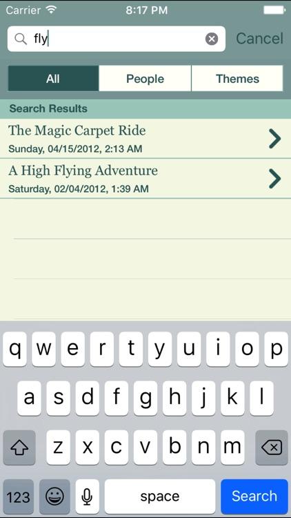 DreamKeeper - Your Personal Dream Journal screenshot-3