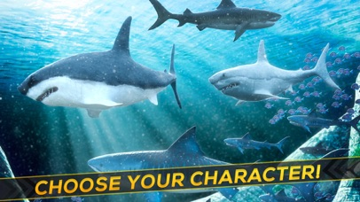 Sea Shark Adventure: Shark Simulator Game For Kids-2