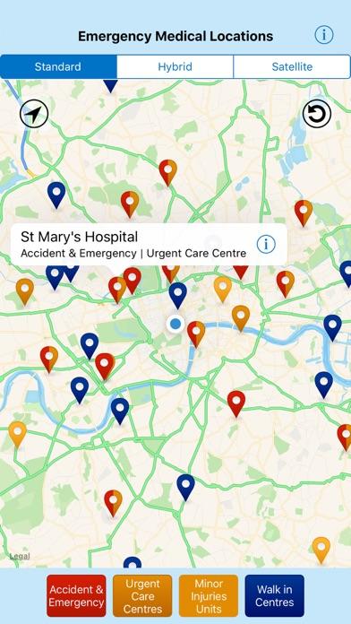 Find Emergency Medical Help UK