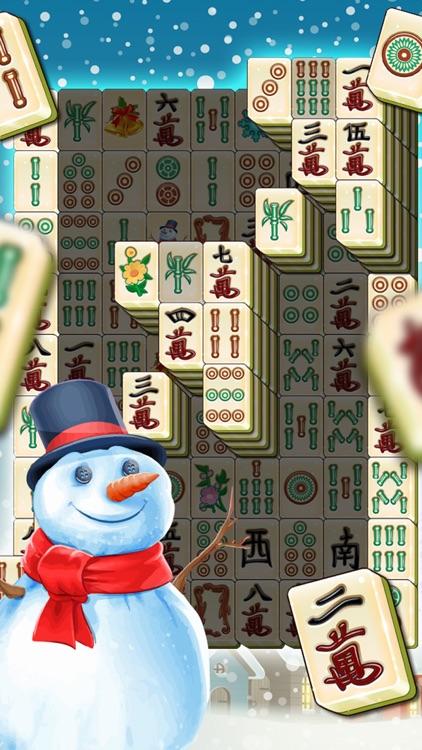 Winter Mahjong  MahjongGamescom