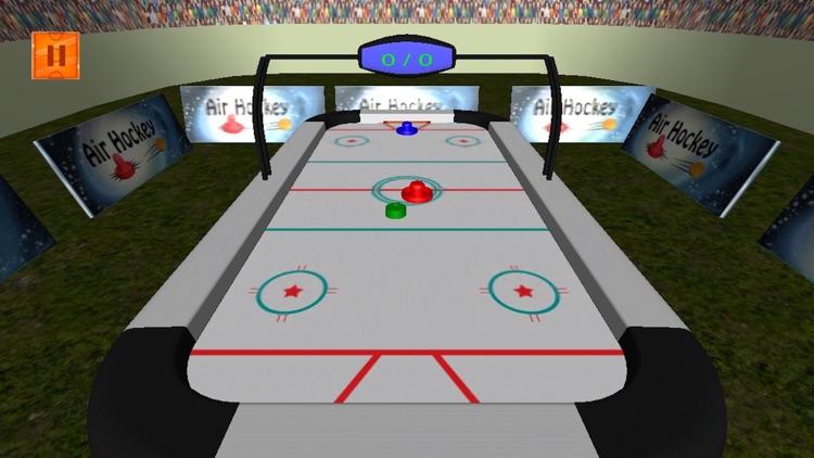 Air Hockey Deluxe 2017