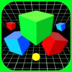 Cubemetry Wars Retro Arcade