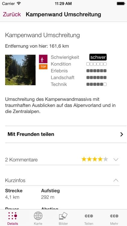 Chiemsee Alpen App screenshot-3