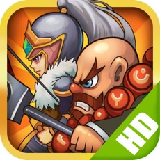 Activities of HeroesOutlaws HD: An epic tower defence adventure
