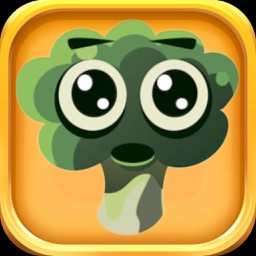Veggie Stickers Pack - True Vegan Emojis Set