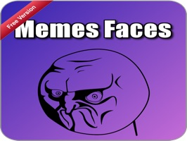 Isticker - Meme Faces Fun Pack Free