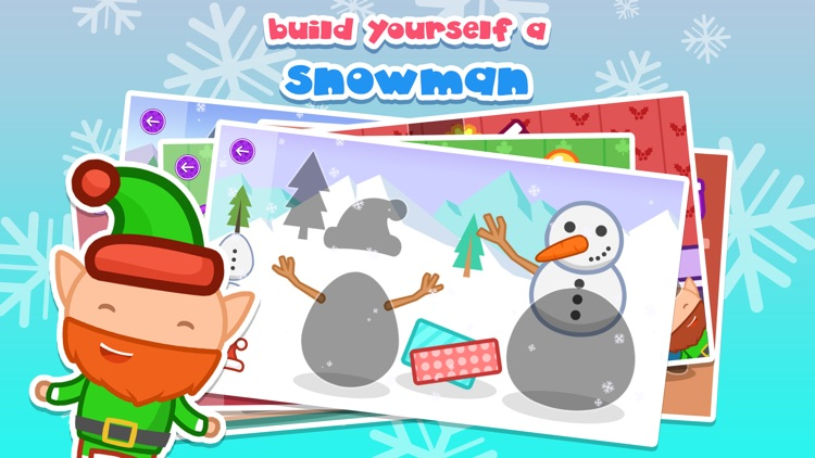 Wee Christmas Puzzles screenshot-3