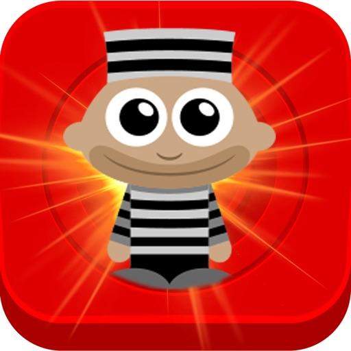 Prison escaper icon