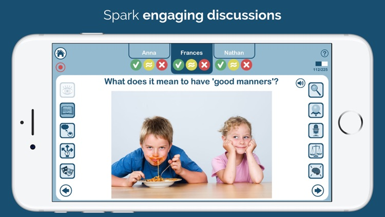 Conversation Therapy: Talking Topics for SLP screenshot-4