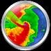 Radar Live: NOAA doppler radar loop & 7-day national weather forecast (pro version)