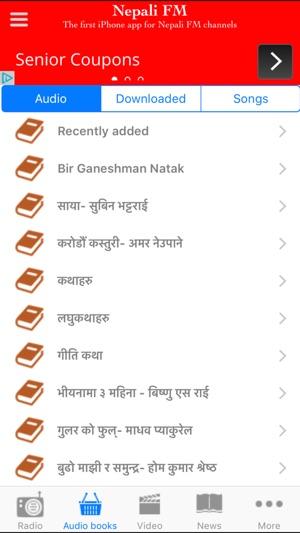 Nepali FM - Radio Video News on the App Store