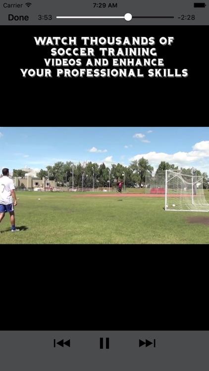Soccer Trainer PRO - Learn Soccer Skills screenshot-3
