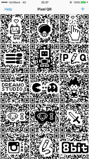 Pixel Qr On The App Store