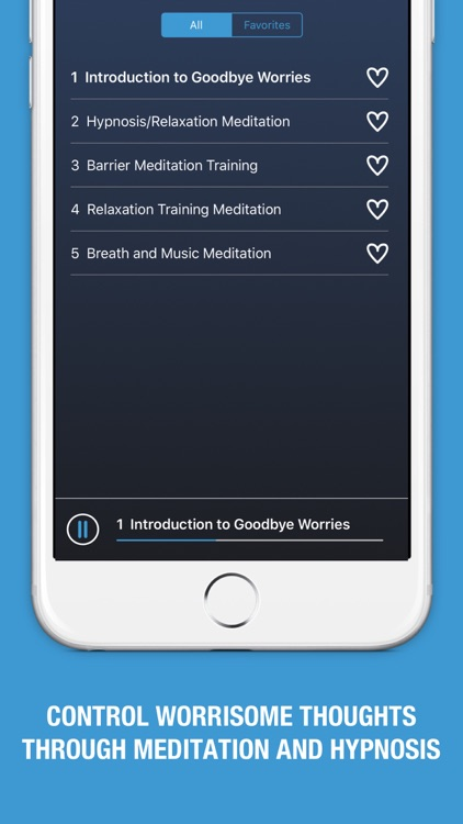 Goodbye Worries - The Calming Collection