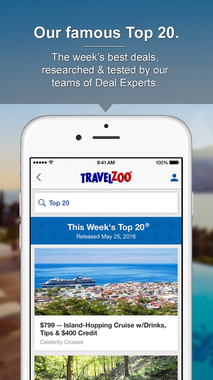 Travelzoo: Deals on Hotels, Flights, Dining & More