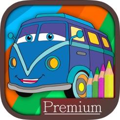 Mobil Mewarnai Halaman Untuk Anak Anak Pro Di App Store