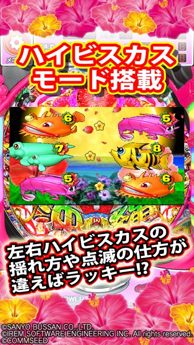 CRスーパー海物語IN沖縄4 screenshot1