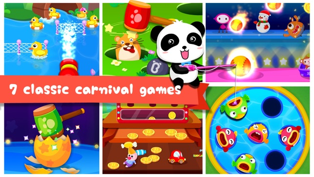 panda s carnival on the app store