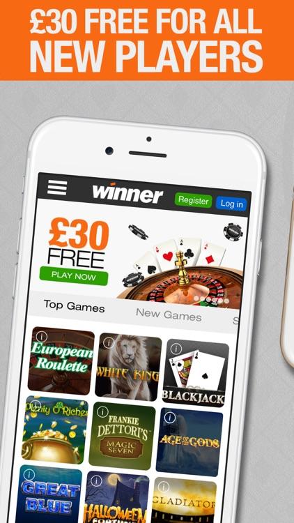 Winner Casino: Games & Slots