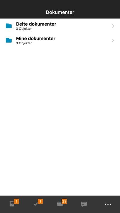 PowerOffice Go Mobile screenshot-4
