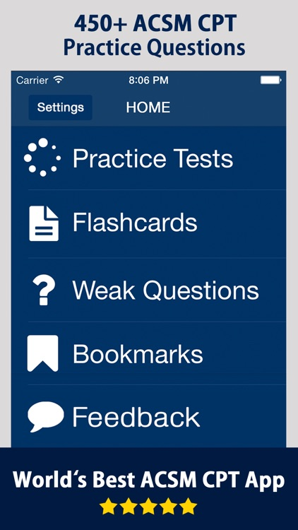 ACSM CPT Practice Exam Prep