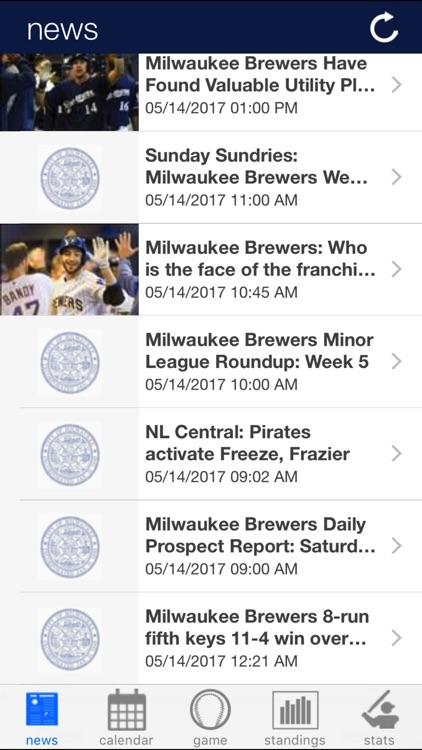 Milwaukee Baseball Report