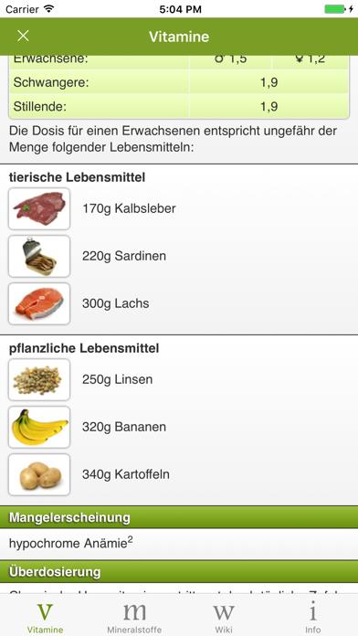 Vitamine & Mineralienのおすすめ画像5
