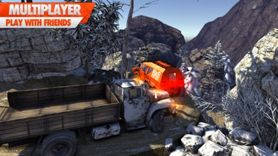 Truck Simulator : Open World App 截图