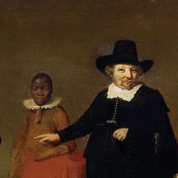 Willem Cornelisz Duyster Artworks Stickers