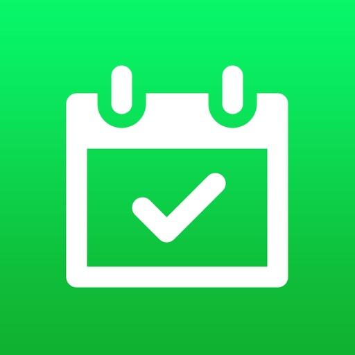 Week Calendar(WeekCal)-Daily Planner,Task Manager iOS App