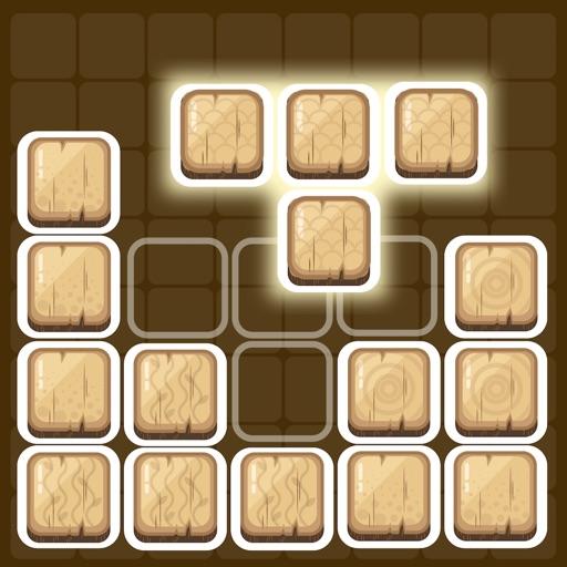 Wooden Block Word Cookies : Block Puzzle Legend iOS App