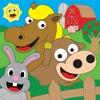 子供のための無料ぬりえ家畜ぬりえ - iPhoneアプリ