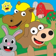Coloriage Animal Farm Coloring Book For Kids