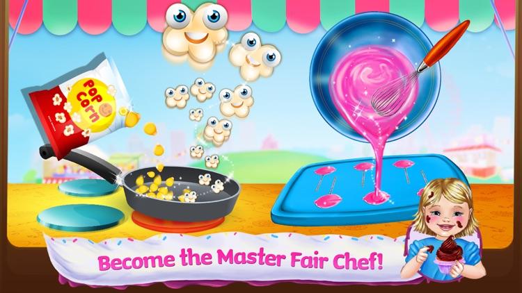 Baby Food Fair Chef screenshot-3