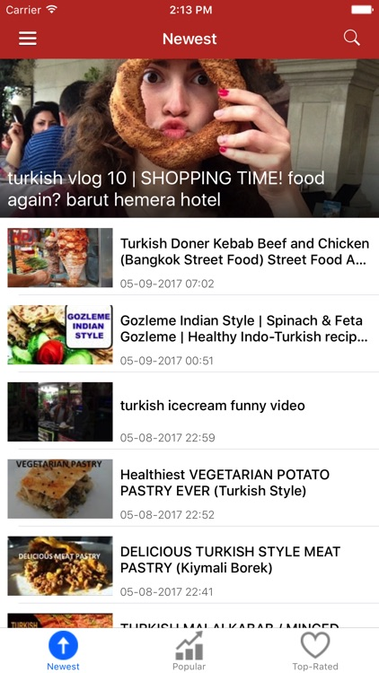 Turkey News Today in English & Turkish Radio screenshot-4