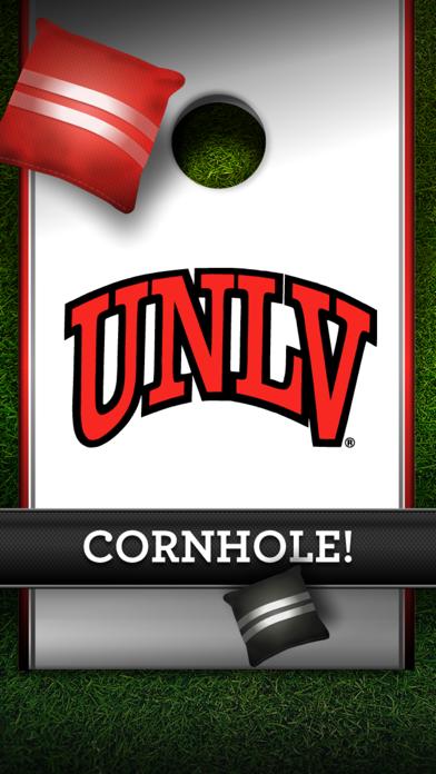 University of Nevada, Las Vegas Rebels Cornhole screenshot one