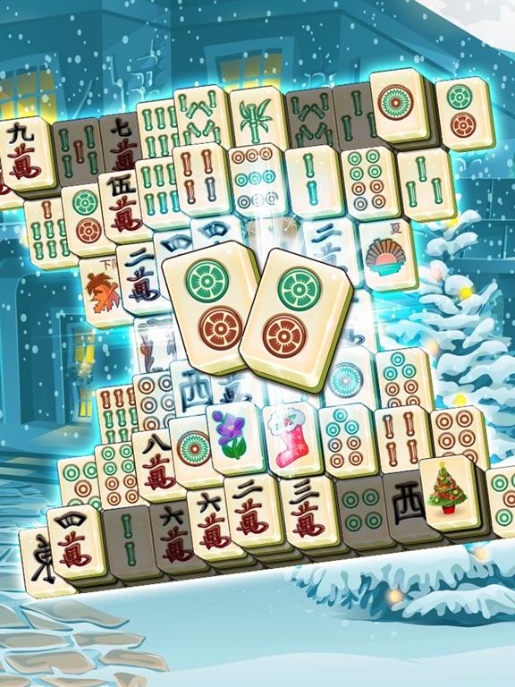 Скачать Рождественский Праздник Маджонг - Бесплатные Игры