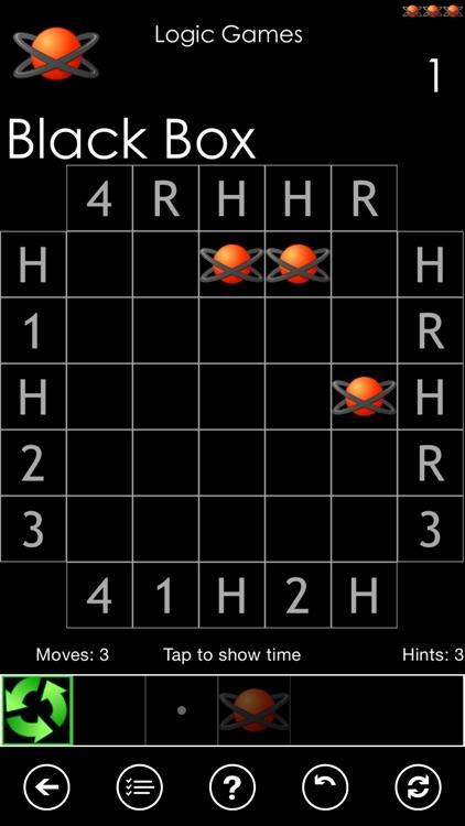 100 Logic Games - Time Killers FREE Puzzle Pack ! screenshot-4