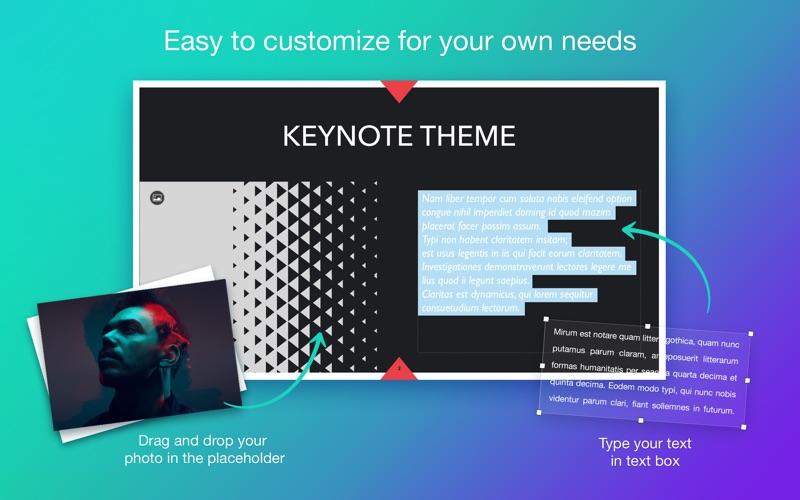 Theme Lab - Templates Screenshots