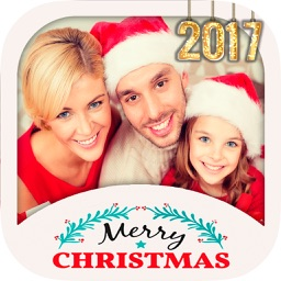 Christmas and New Year Photo Frames - Photo Editor
