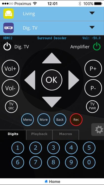 MyURemote - Universal Remote Control app image
