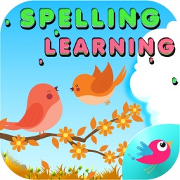 Kids Spelling Learning Birds - Phonics Words Free