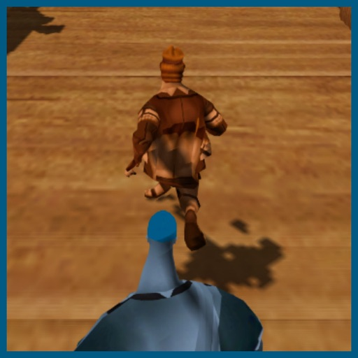 3D Hercules Runner Game