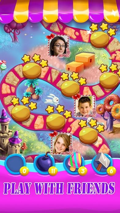 Candy Fever Mania : The Kingdom of Match 3 Games screenshot four