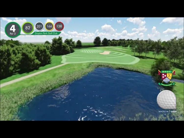 Drayton Park Golf Club - Abingdon - Buggy screenshot-3